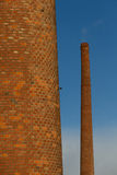 Old Industrial Chimney Stock Photos