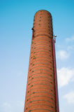 Old industrial chimney Royalty Free Stock Photo