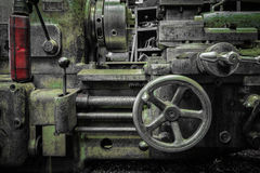 Old industrial tool Royalty Free Stock Photography