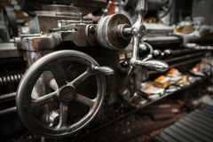 Old industrial tool Stock Photos