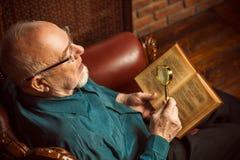 Literary critic Stock Photo