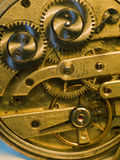 Old invention clockwork Royalty Free Stock Images