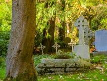 Old Irish cemetery, Ireland Stock Images