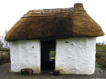 Old Irish Cottage Royalty Free Stock Photo