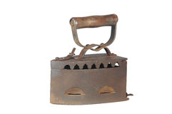 Old iron, Stock Image