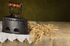 Old Iron Stock Photography