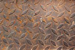 Old iron background Royalty Free Stock Images