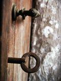 Old iron lock 2 Royalty Free Stock Image
