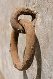 Old iron ring Stock Photos