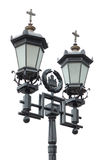 Old Iron Street Lantern Royalty Free Stock Image