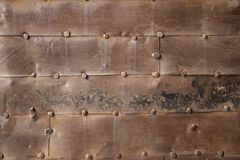 Old iron surface Royalty Free Stock Images
