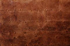 Old iron surface Stock Images