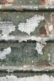 Old iron texture with cracked paint Royalty Free Stock Photography