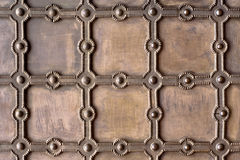 Old iron wall stock images