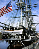 Old Ironsides Stock Images