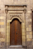 Old Islamic Door Royalty Free Stock Images