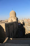 Old islamic palace at Cairo, Egypt Royalty Free Stock Photography