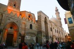 Old islamic palace at Cairo, Egypt Royalty Free Stock Photos