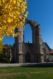 The old istercian monastery Walkenried with the museum in Lower Saxony in Germany. The old istercian monastery Walkenried with the museum in Lower Saxony in royalty free stock images