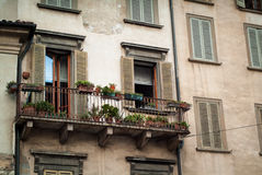 Old Italian Balcony Stock Image