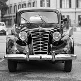 Old italian car Royalty Free Stock Photo