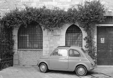 Old italian car Royalty Free Stock Photography