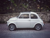 Old Italian car Royalty Free Stock Images
