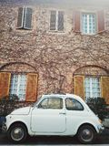 Old Italian car Stock Images