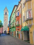 Old Italian city Stock Image