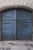 Old Italian door. Stock Photography