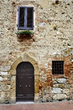 Old Italian house Royalty Free Stock Images