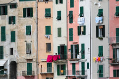 Old italian houses Royalty Free Stock Photo