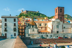 Old Italian houses Royalty Free Stock Image
