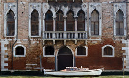 Old Italian Palazzo royalty free stock images