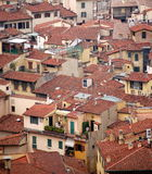 Old Italian Rooftops Royalty Free Stock Photos
