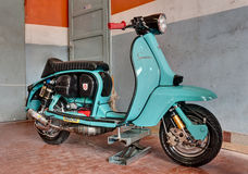 Lambretta Special Stock Photos