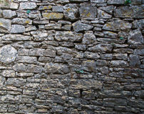 Old italian stone wall Royalty Free Stock Image