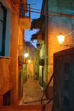 Old Italian Town Alley Royalty Free Stock Image
