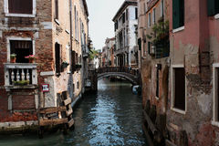 The old Italian town of Venice Royalty Free Stock Images
