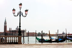 The old Italian town of Venice Royalty Free Stock Photo