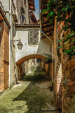 Old italian village Royalty Free Stock Image