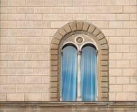 Old italian window Stock Photo