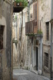 Old Italy, Modica. Stock Photography