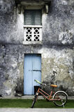 Old Ivatan House Batanes Philippines Stock Images