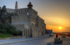 Old Jaffa Stock Image