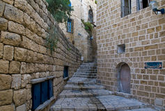 Old Jaffa Royalty Free Stock Photography