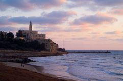 Old Jaffa Stock Image