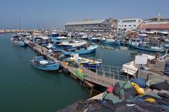 Old Jaffa city port in Tel Aviv Jaffa - Israel Stock Image