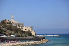 Old Jaffa Promontory - Tel Aviv, Israel Stock Image