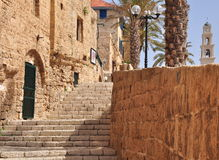 Old Jaffa. Royalty Free Stock Image